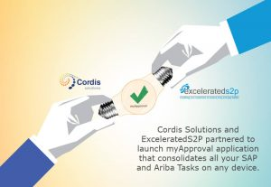 Cordis and Excelerated Partnership
