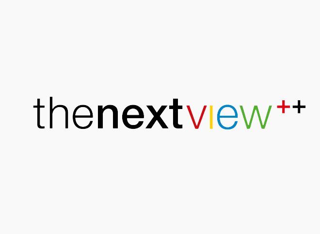 the next view Partner logo