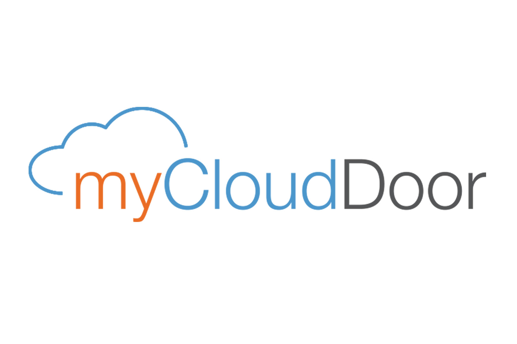 myCloudDoor logo