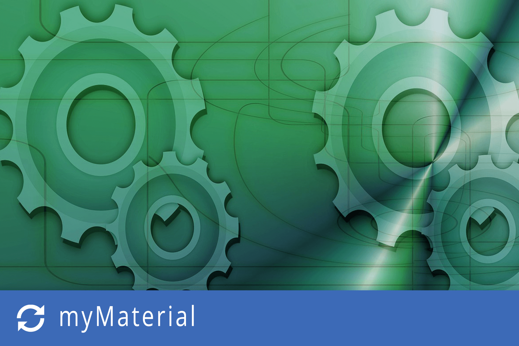 myMaterial banner